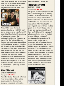 cd album review