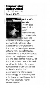 Guitarist Magazine Review